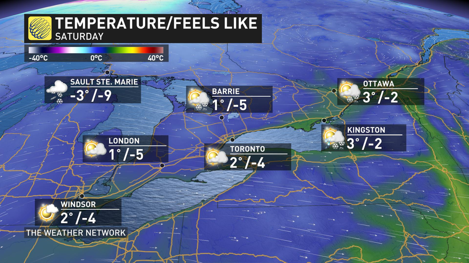 Snow expected to hit Chicago late in week