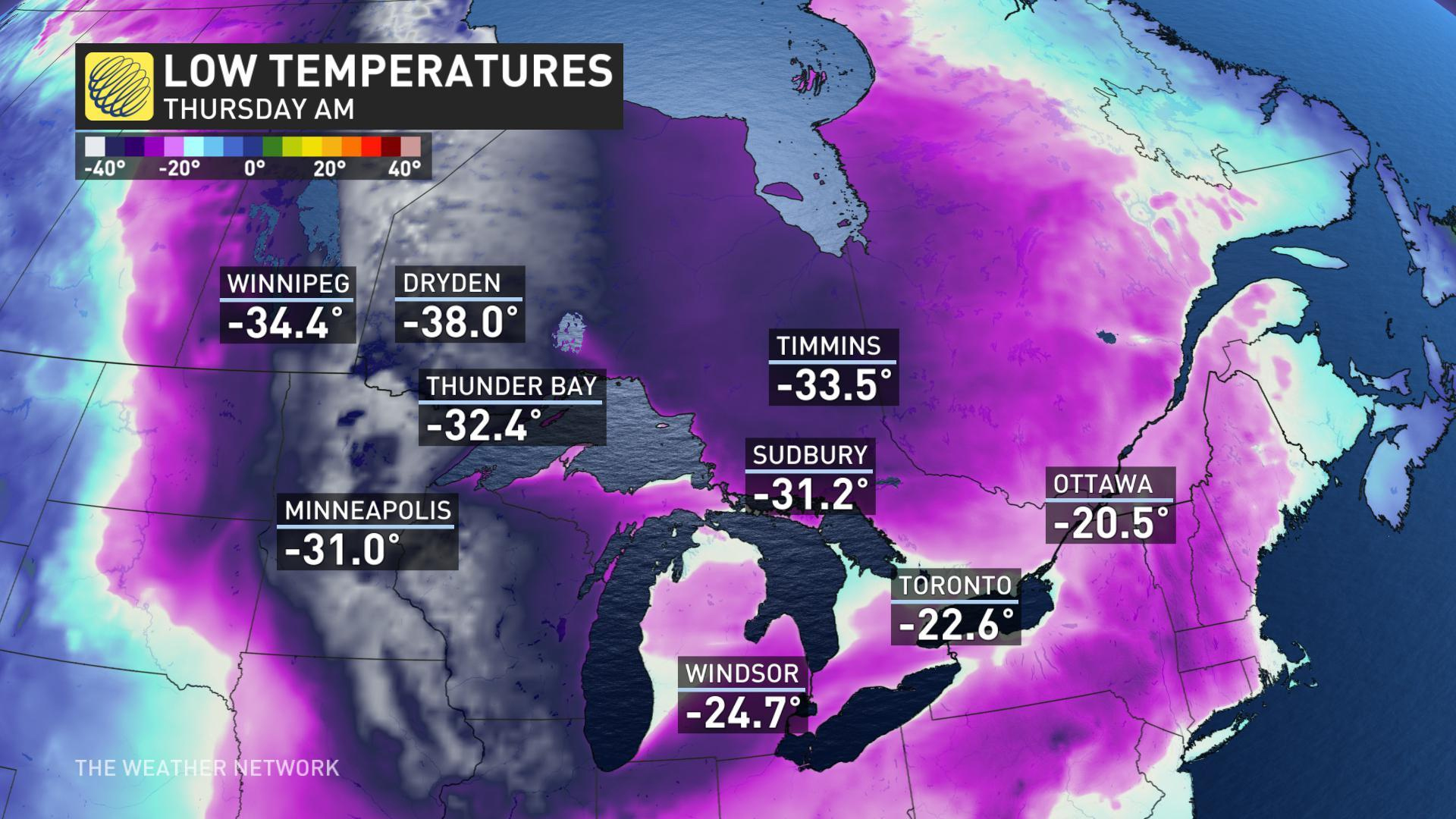News - Polar vortex rattles Canada, US with frost quakes. See why ...